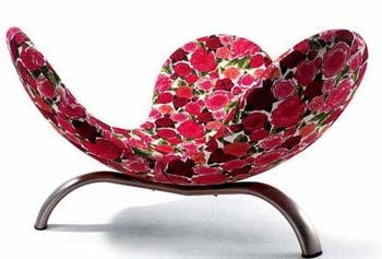 花儿朵朵开创意个性椅子